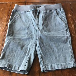 Hudson Grey Shorts, Boys Large